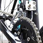 LATERN-Catena-per-Bicicletta-678-speed-116-Anelli-Catena-di-Deragliatore-per-Bicicletta-Ad-Alta-Resistenza-per-Bicicletta-da-Strada-678-Marcia-49ft