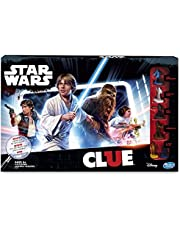 Save on Hasbro Clue Game: Star Wars Edition