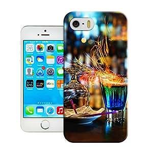 LarryToliver Customizable Cup Designer Hard Case Fits Customizable iphone 5/5s