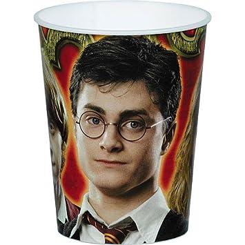 Amazon.com: Harry Potter Vaso de plástico: Toys & Games