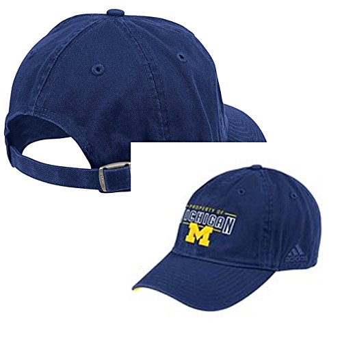 NCAA ADIDAS MICHIGAN WOLVERINES SLOUCH