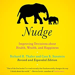 Nudge Audiobook