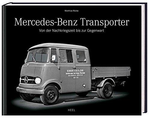 Mercedes-Benz Transporter: Vom Leichtlastwagen zum modernen Sprinter