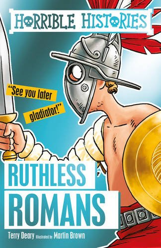 Ruthless Romans (Horrible Histories) pdf