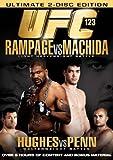 UFC 123: Rampage vs. Machida by ANCHOR BAY