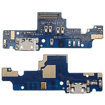 BisLinks®® Para Xiaomi Redmi Note 4X USB Charging Puerto Dock Conector Micrófono Flexionar Board Reemplazo Parte