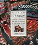 A Passion for Color, Sarah Burnett, 0025186256