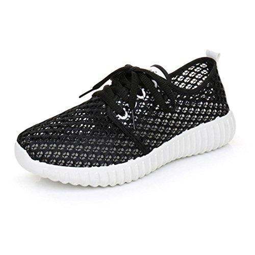 Casual e da da Donna Traspirante Sneaker Scarpe Beauty Scarpe Ginnastica Estive Leggero Scarpe Camminare per Luo da comode A Corsa Donna Donna Donna Scarpe Sneaker Zeppa 7HwUqA
