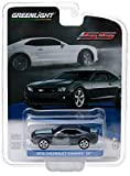 2012 camaro toy car - 2012 Chevrolet Camaro SS Ashen Gray General Motors Collection Series 1 1/64 by Greenlight 27870 D