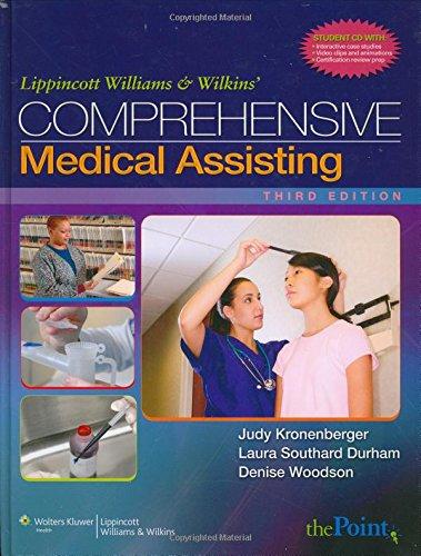 Lippincott Williams & Wilkins' Comprehensive Medical Assisting (Point (Lippincott Williams & Wilkins))