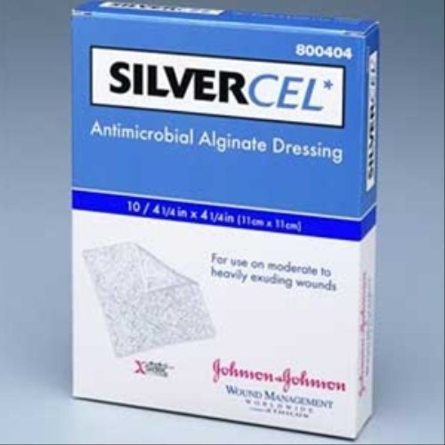 Silvercel Antimicrobial Alginate Dressing Sterile - 6