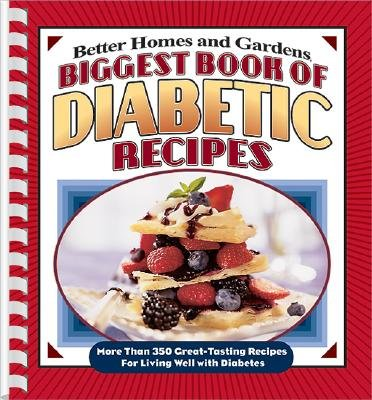 Ebook better homes and gardens biggest book of diabetic Better homes and gardens download