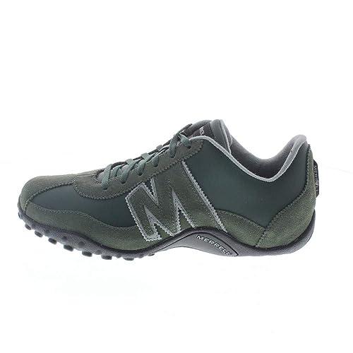 Merrell Sprint Blast Scamosciata Sneaker Uomo  Amazon.it  Scarpe e borse d7605ac6498