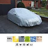 Audew Car Cover Sedan Cover Waterproof/Windproof/Dustproof/Scratch Resistant Outdoor UV Protection Full Car Covers for Sedan L (177-191)
