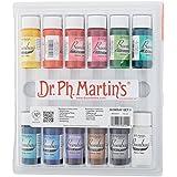 Dr. Ph. Martin's BOMB05OZSET1 Bombay India 1 Ink Set, 0.5 oz, Colors