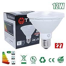 Excellent PAR30 E27 COB LED Warm White Spotlight NO Dimmable Short Neck 950LM 12W AC100-240V (Pack of 1)