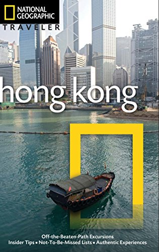 National Geographic Traveler: Hong Kong, 3rd Edition