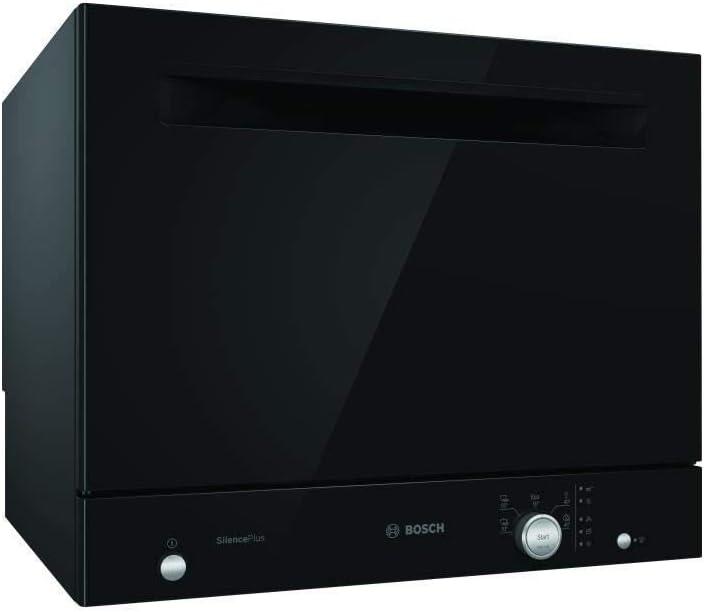 Bosch SKS51E36EU - Lavavajillas Compact 5 progr, 1 oscuro especial 49 dB, 6 cubiertos