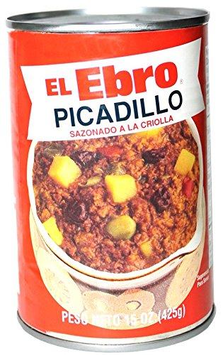 Picadillo de Carne a la Criolla. Ready to eat 15 oz can