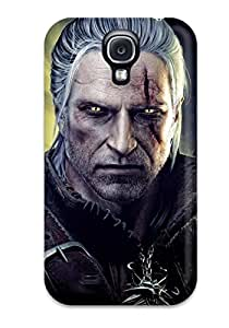 Christine B Villegas PGrgASS7202qMWhU Case Cover Galaxy S4 Protective Case The Witcher