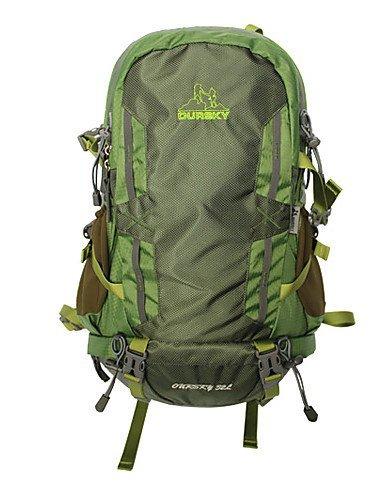 XH@G Oursky 32L Camping Rucksack mit Regenschutz