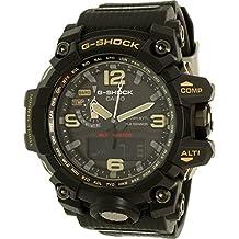 Casio Men's G-Shock GWG1000-1A Black Resin Eco-Drive Watch