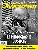 Le Nouvel Observateur/Beaux Arts, Hors-série : Henri Cartier-Bresson : Le photographe du siècle