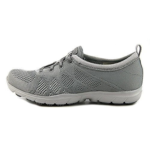 Skechers Dreamstep-Esteem Damen US 8.5 Grau Turnschuhe