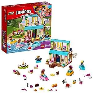Lego Juniors/4+ Stephanie's Lakeside House 10763 Playset Toy
