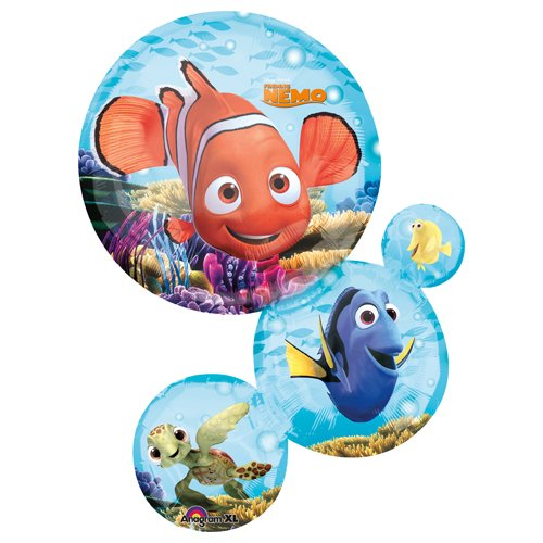 (Anagram 25927 Finding Nemo Shape Supershape Foil Balloon 28