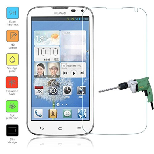 Tempered Glass Screen Protector for Huawei Ascend G610 - 3