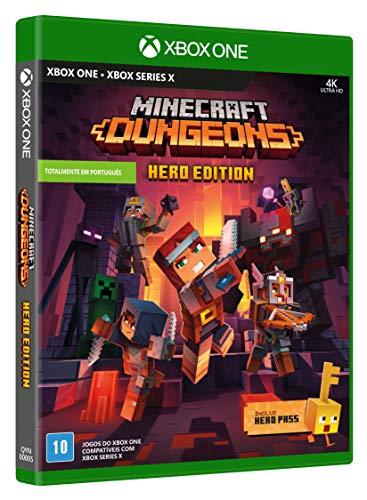 Minecraft Dungeons - Hero Edition (Inclui Hero Pass)