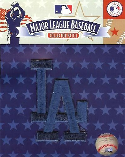 Los Angeles Dodgers Blue LA Sleeve Patch
