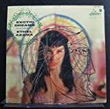 Ethel Azama - Exotic Dreams - Martin Denny Presents The Enticing Voice Of Ethel Azama - Lp Vinyl Record
