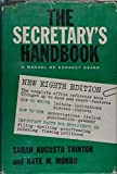 img - for The Secretary s Handbook book / textbook / text book