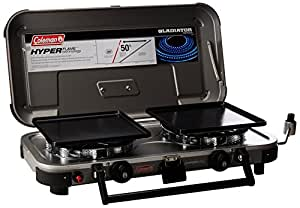 Coleman Company Signature Hyper Flame Gladiator Stove, Black