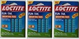 Loctite Home and Office 2-ounce Pack Fun-tak Mounting Putty Tabs--3PACK--