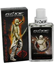 G.I. Joe Cobra Kids Eau De Toilette Spray by Marmol & Son, 3.4 Ounce