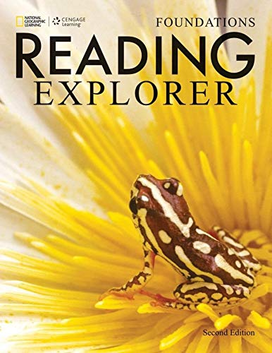 (Reading Explorer Foundations: Student Book with Online Workbook (Reading Explorer, Second Edition))