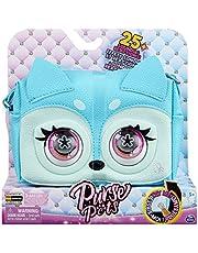 Purse Pets, Fierce Fox Interactieve Tas & Knuffel met meer dan 25 geluiden en reacties, speelgoed voor meisjes vanaf 5 jr.