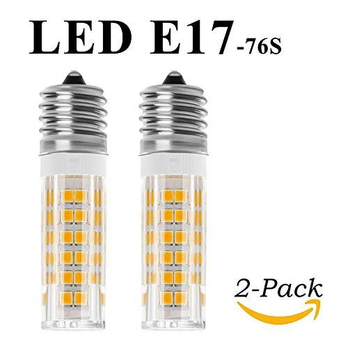 lightbulbs for under microwave - 5