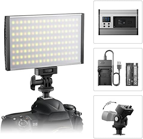 ESDDI Camcorder Lighting Outdoors Temperature product image