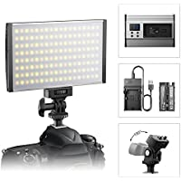 ESDDI LED Camera/Camcorder Video Light Panel for Lighting...