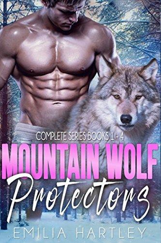 Read Mountain Wolf Protectors Complete Series: Books 1 - 4 E.P.U.B