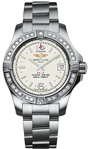 Breitling Colt Lady 33mm Ladies Watch A7738853/G793-175A