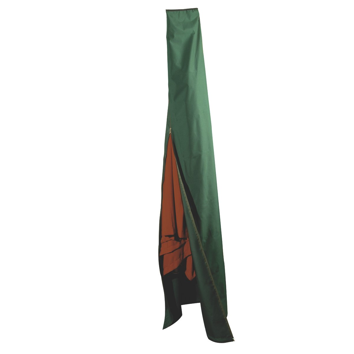 Bosmere D595 STORM BLACK Extra Large Parasol Cover with Zip Bosmere Products Ltd
