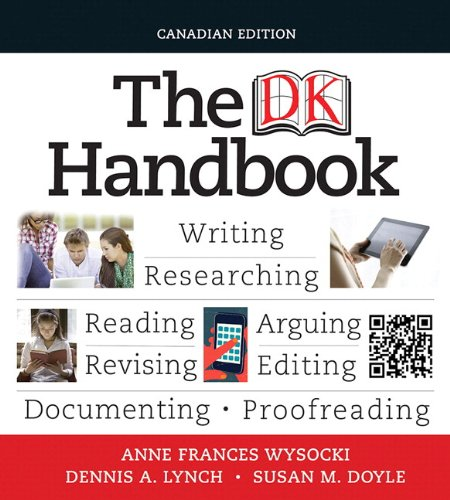 The DK Handbook, First Canadian Edition with MyCanadianCompLab