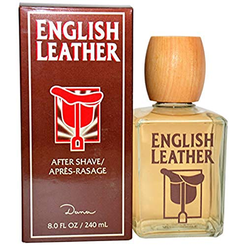 ENGLISH LEATHER by Dana for Men After Shave Splash, 8 Ounce