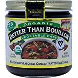 Better Than Bouillon, Vegetable Base, Organic, 8 oz. by Better Than Bouillon
