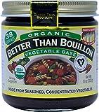 Better Than Bouillon, Organic Seasoned Vegetable Base, 8 oz.